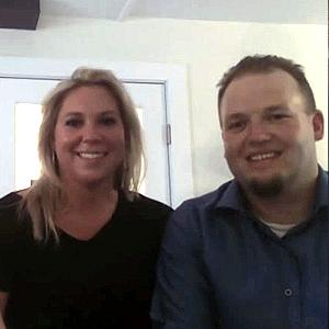 Janci Templeman & Jared Huculak