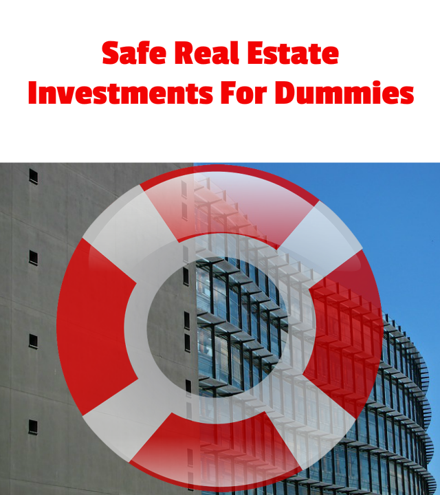 Safe Real Estate Investments For Dummies Stefan Aaarnio