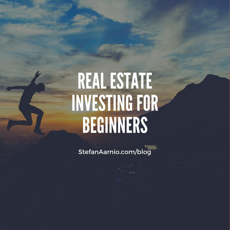 real estate for beginners by stefan aarnio