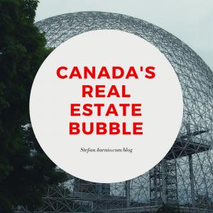 Canadian Real Estate Crash