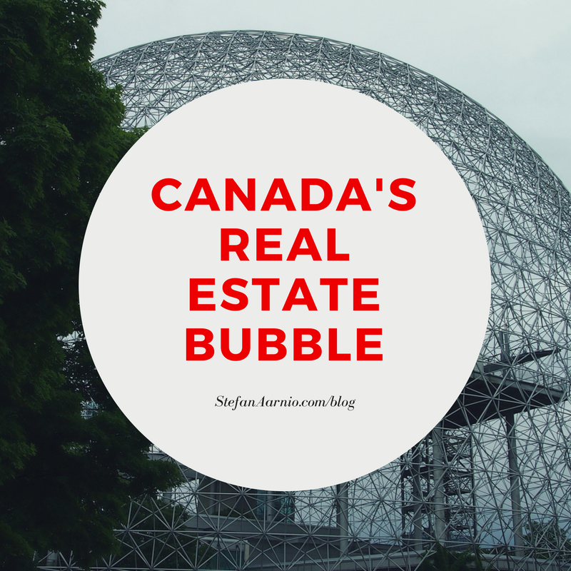 Canadian Real Estate Bubble