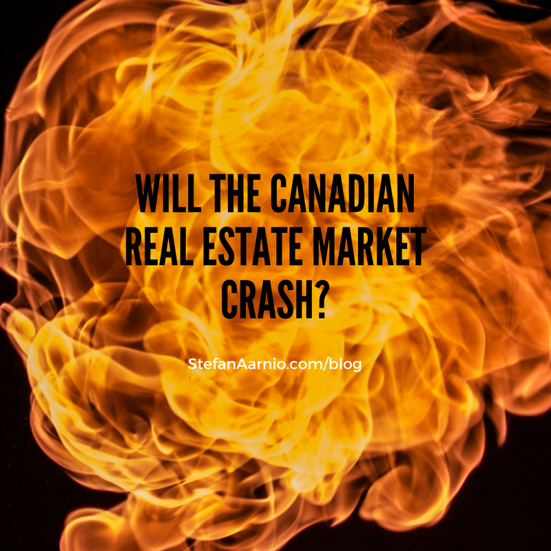 Will the Canadian Real Estate Market Crash?