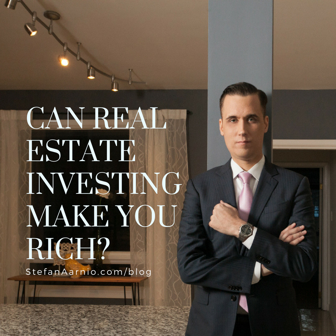 Can Real Estate Investing Make You Rich
