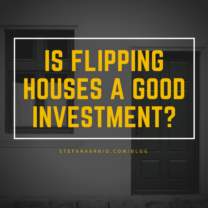 how to get investors for flipping houses