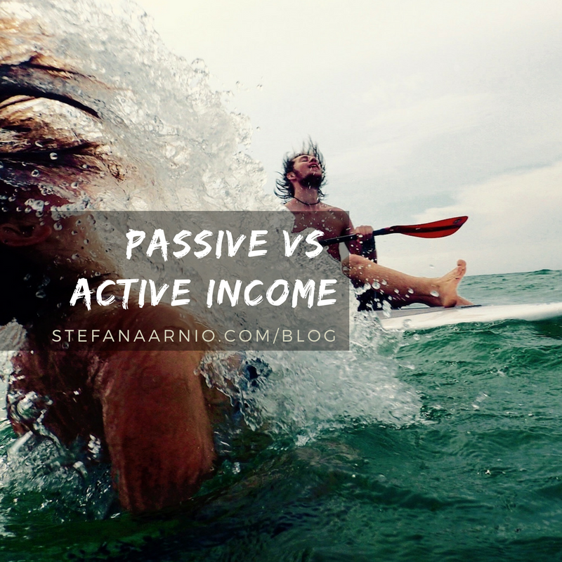 passive real estate income