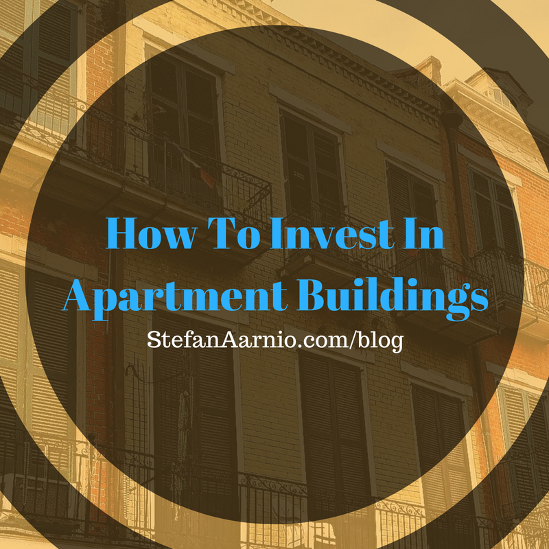 How To Invest In Apartment Buildings in Canada