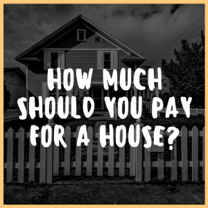 How Much Should I Pay For An Investment Property in Canada