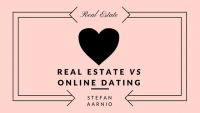 Real Estate vs Online Dating