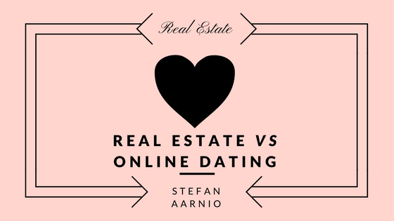 Dating in real life vs online