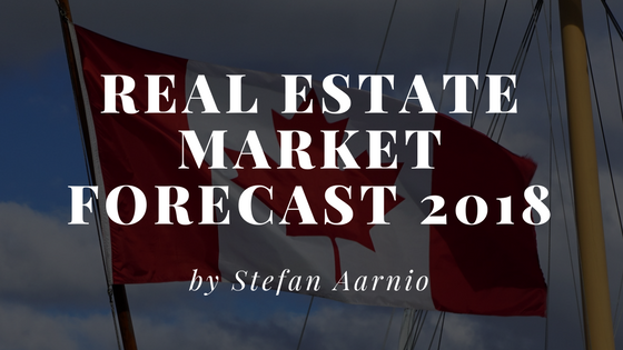 Canadian Real Estate Market Forecast 2018