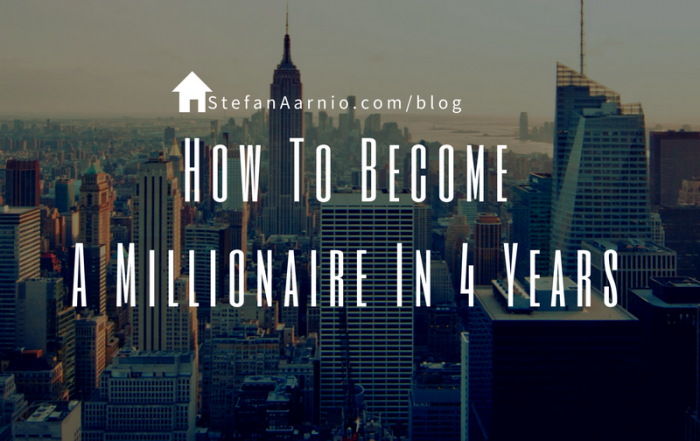 How To Become A Real Estate Millionaire
