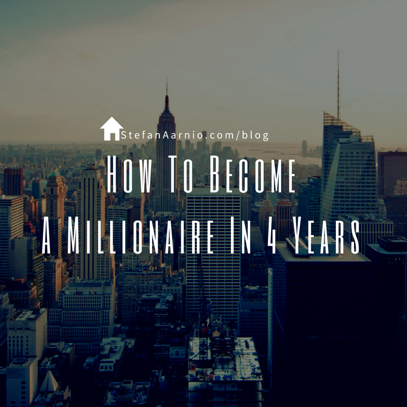 How To Make Your First Million In Real Estate
