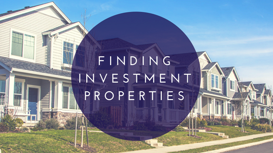 How To Find Investment Properties in Canada