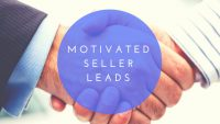 motivated sellers real estate