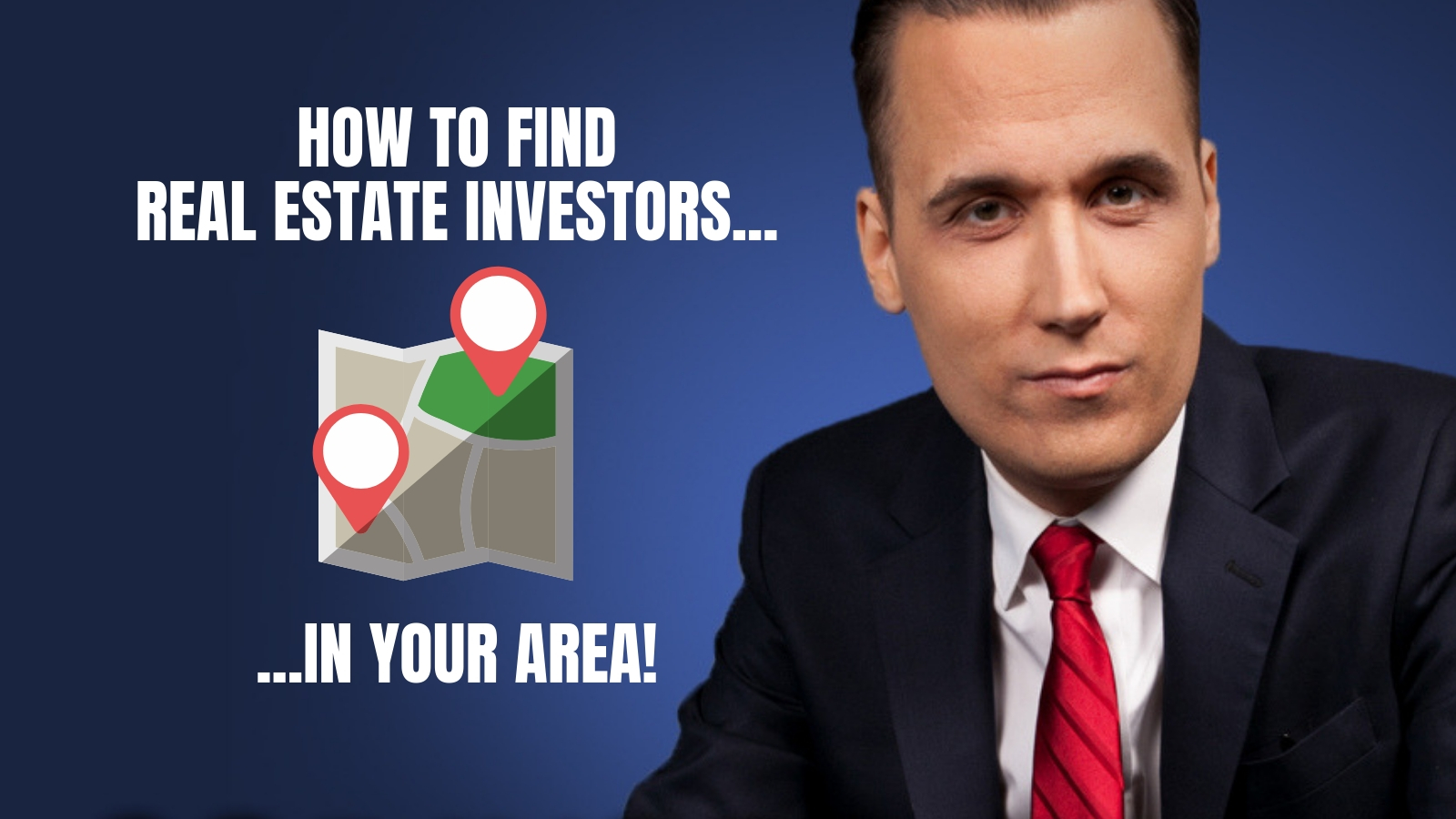 How To Find Real Estate Investors In Your Area