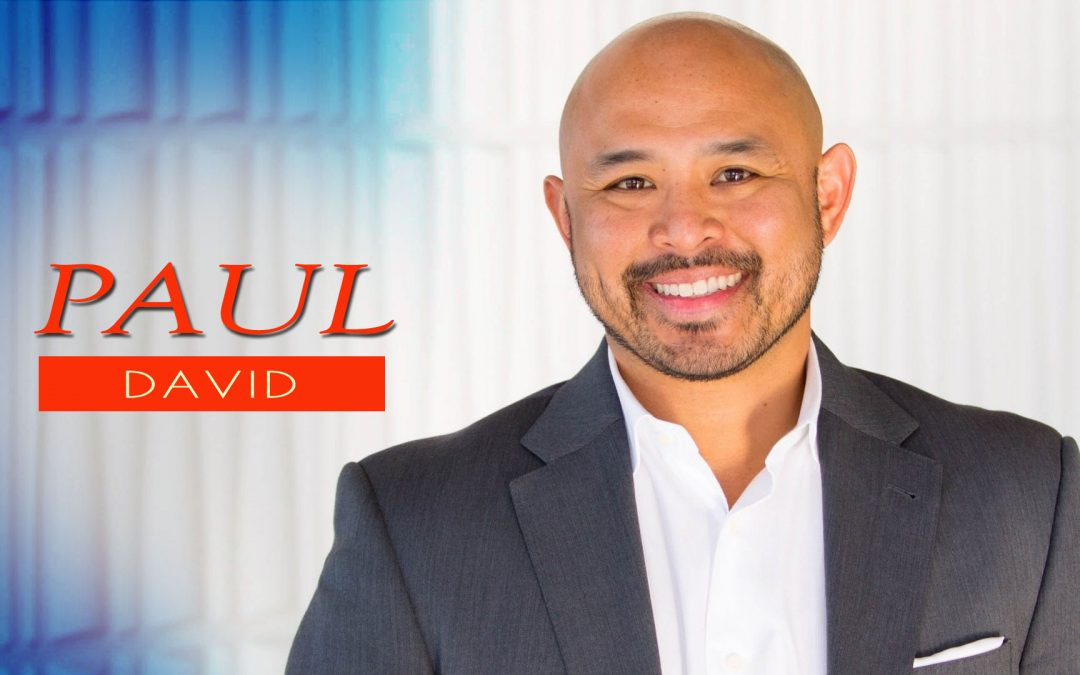 Respect the grind podcast with PAUL DAVID