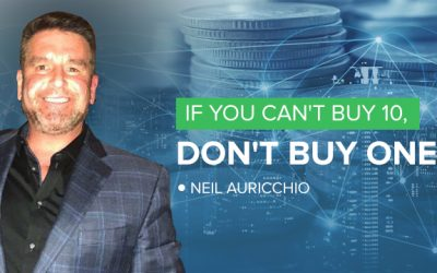 "How to stop listening to all those ""dream destroyers"" with NEIL AURICCHIO"