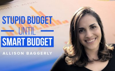 Learning to combine job and business with ALLISON BAGGERLY