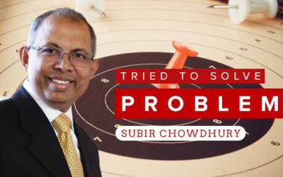 #98 How to own it up to achieve the best results in leadership with SUBIR CHOWDHURY