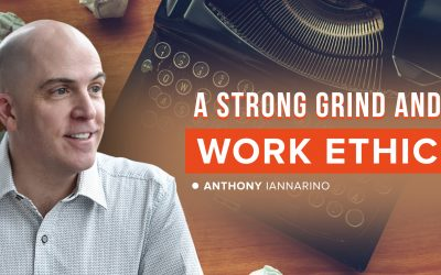 #106 How to achieve mastery and have enough confidence to believe in yourself  with ANTHONY IANNARINO