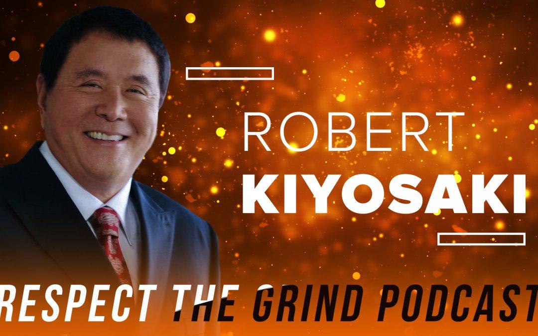 #120 The fake value of money with Robert Kiyosaki