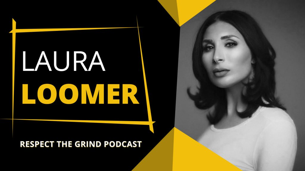 #124 The most banned woman on the internet, Laura Loomer