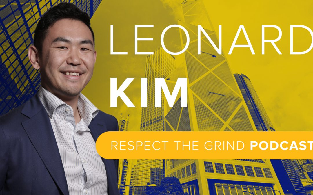 #129 Vulnerability and Being your True, Authentic Self with Leonard Kim