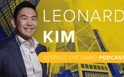Vulnerability and Being your True, Authentic Self with Leonard Kim