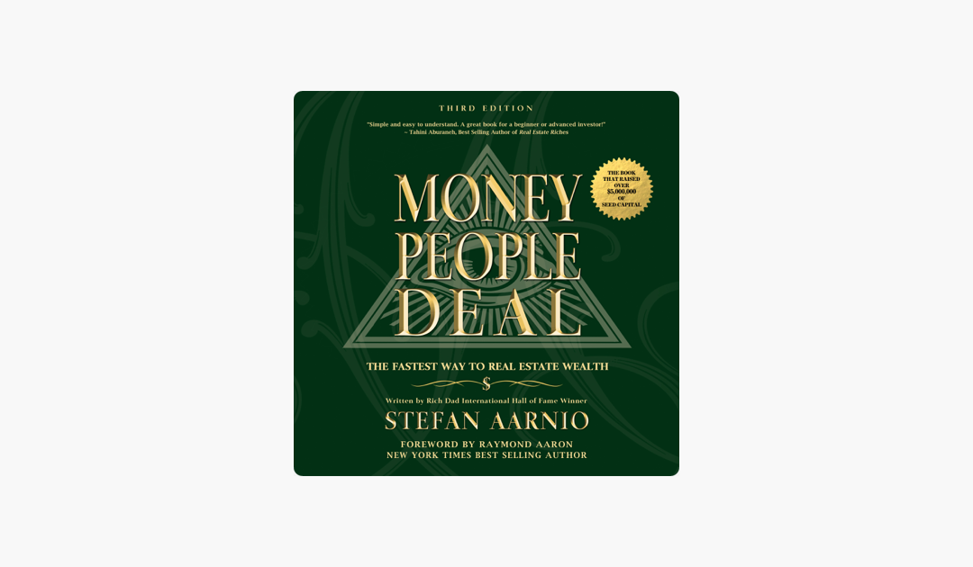 Money People Deal by Stefan Aarnio