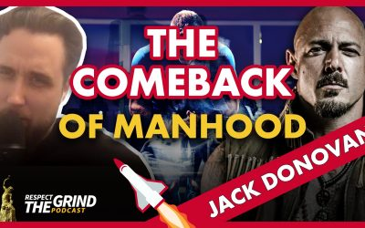 The Comeback of Manhood with Jack Donovan